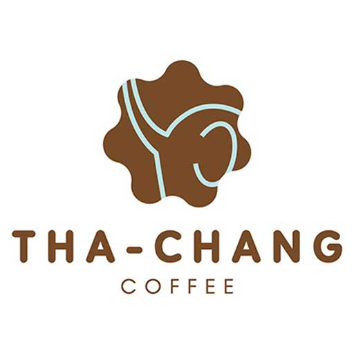 Logo THA CHANG COFFEE